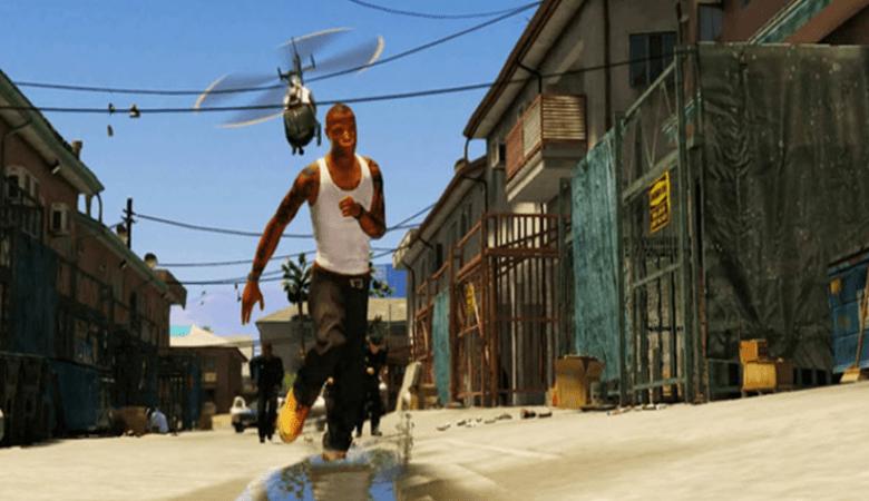 GTA 5 Ganha Trailer Alucinante Para O Seu Lançamento