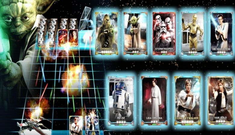 App para os fãs de Star Wars