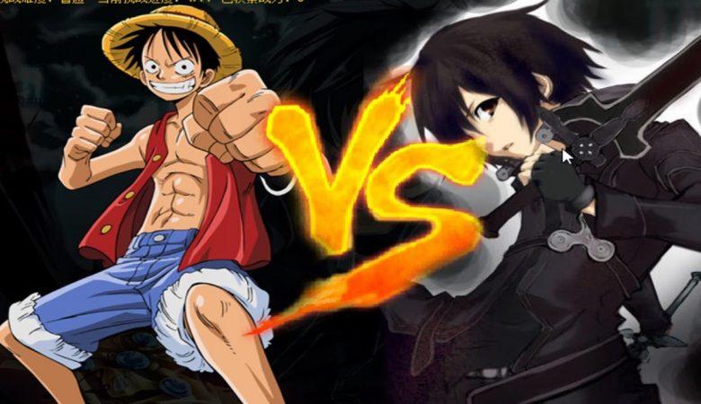 Anime Battle - jogo