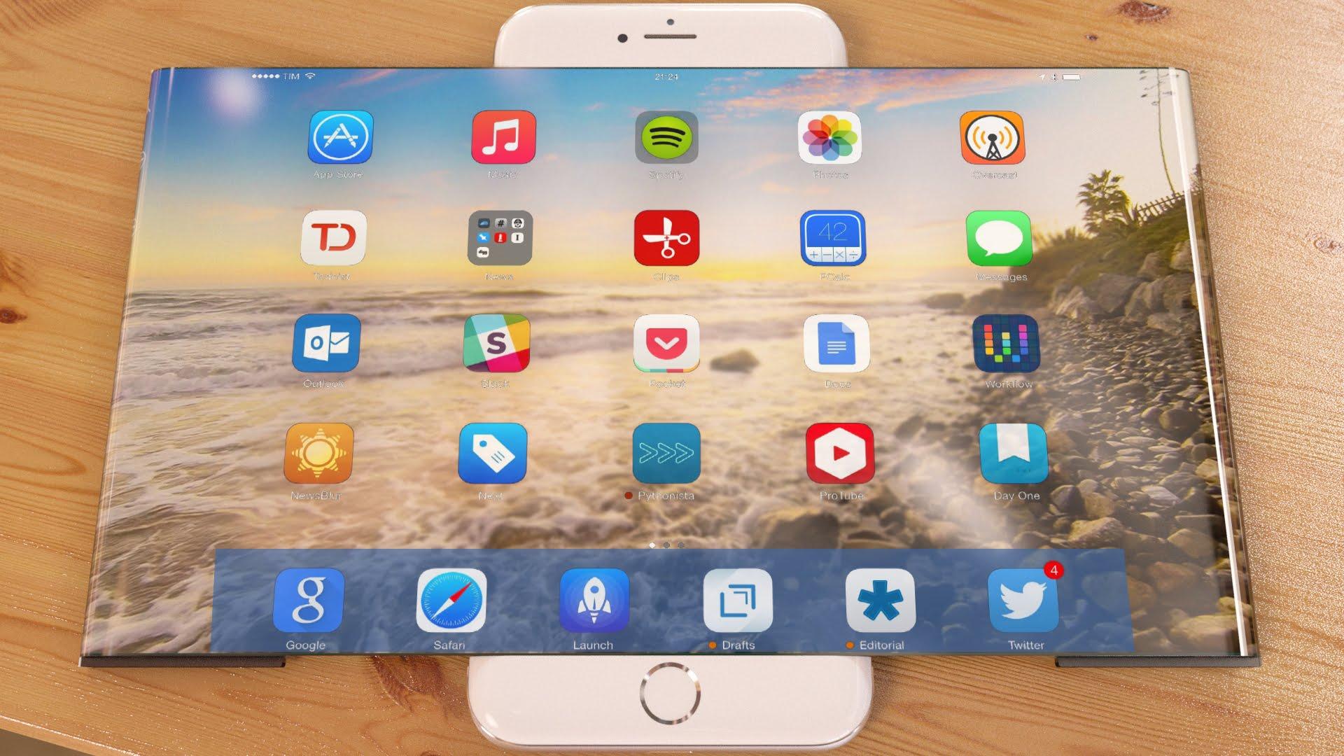 5 conceitos do iPhone 7 muito mais legais do que o original 13