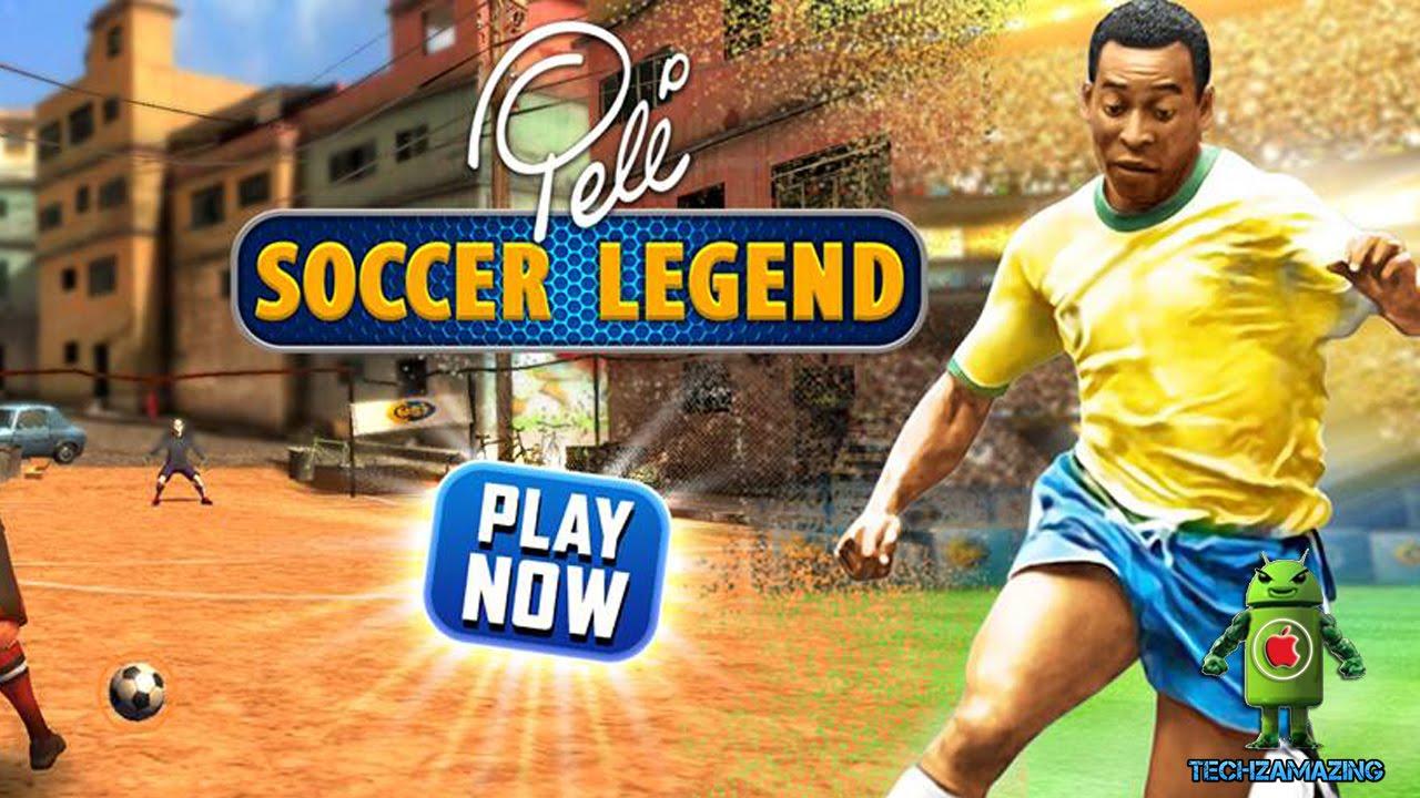 Seja o rei do futebol em Pelé: Soccer Legends 11