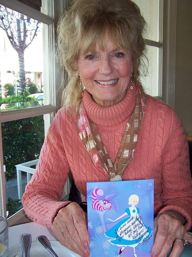 Kathryn Beaumont 50 anos depois