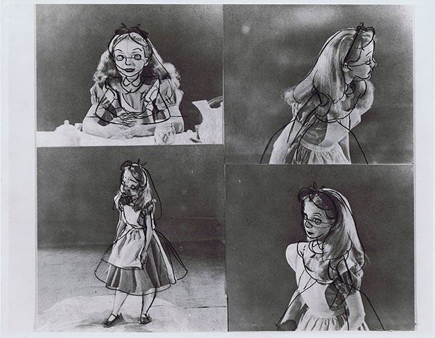 Kathryn Beaumont de Alice no País das Maravilhas - 01