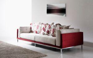 Materiais incríveis recomendados para sofás em ambientes praianos 13