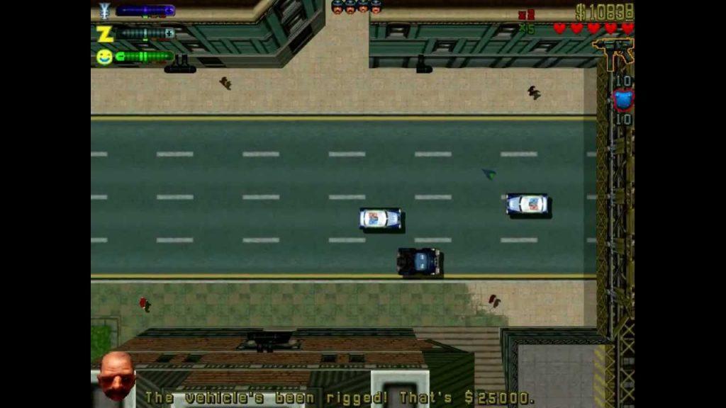 Jogo Grand Theft Auto II