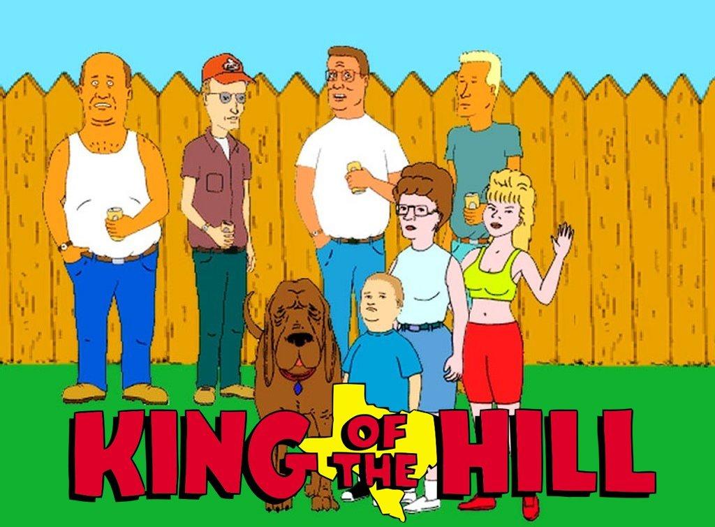 Desenho O Rei do Pedaço (King Of The Hill)