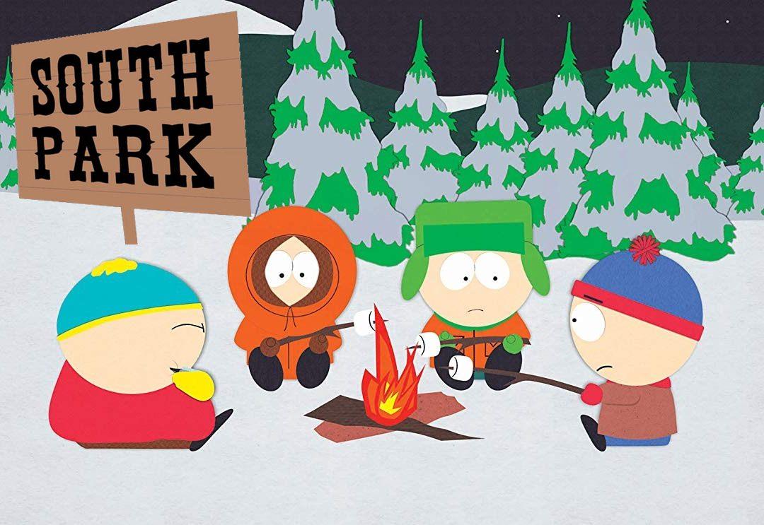 Desenho South Park