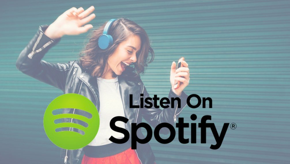 Ouvir música pelo Spotify