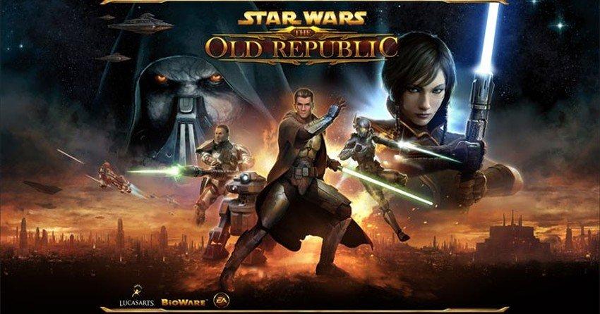 Jogo Star Wars: The Old Republic