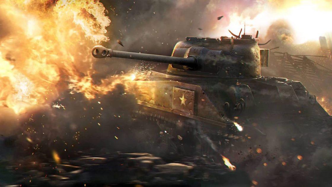 Jogo World of Tanks