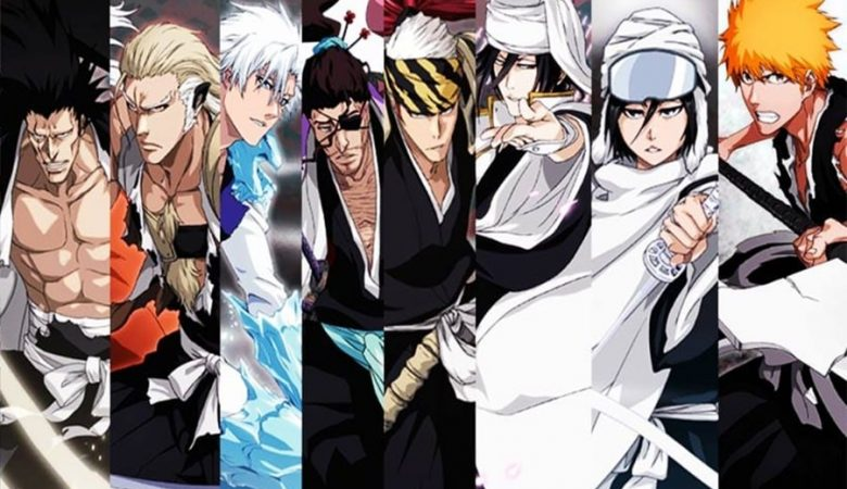 Tudo sobre o anime Bleach