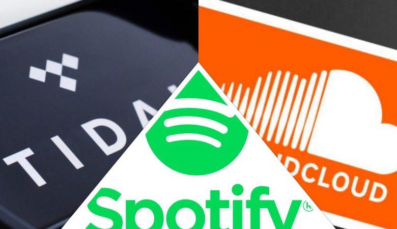 Melhores aplicativos para ouvir música