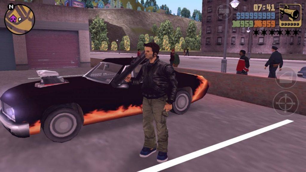 Jogo Grand Theft Auto III