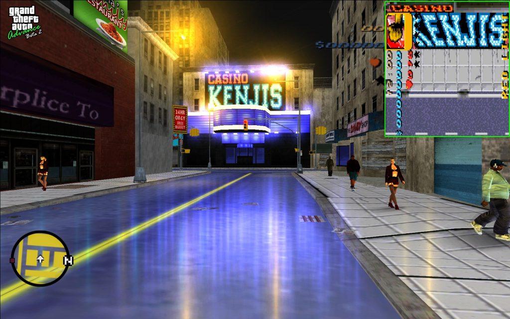 Jogo Grand Theft Auto Advance
