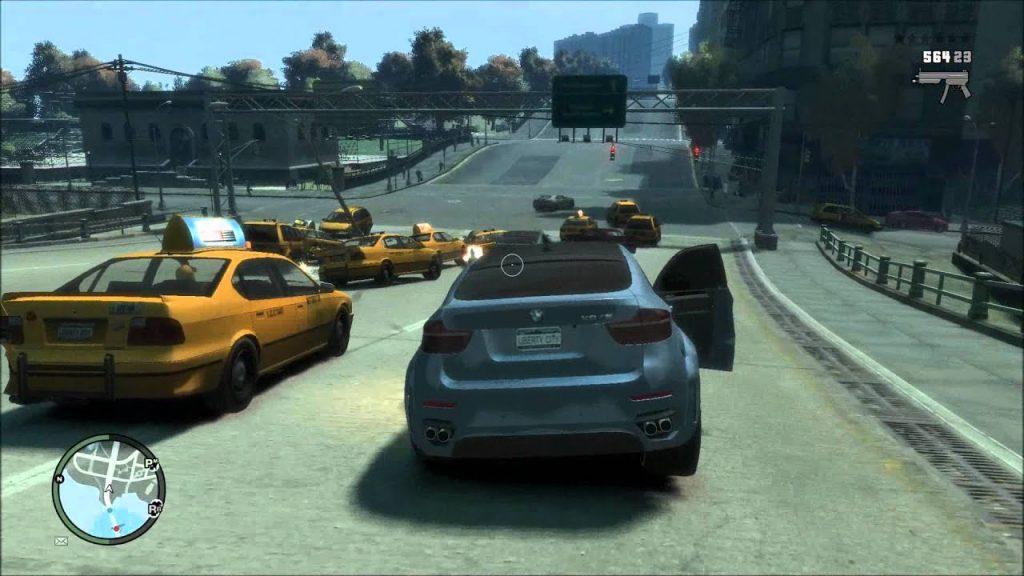 Jogo Grand Theft Auto IV