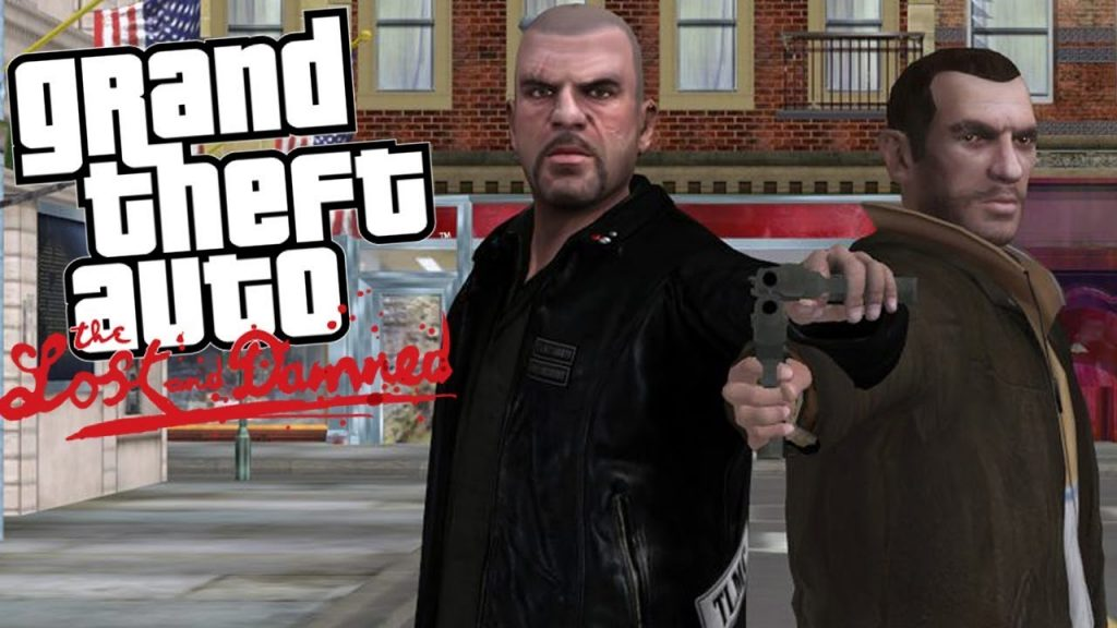 Jogo Grand Theft Auto IV The Lost and Damned