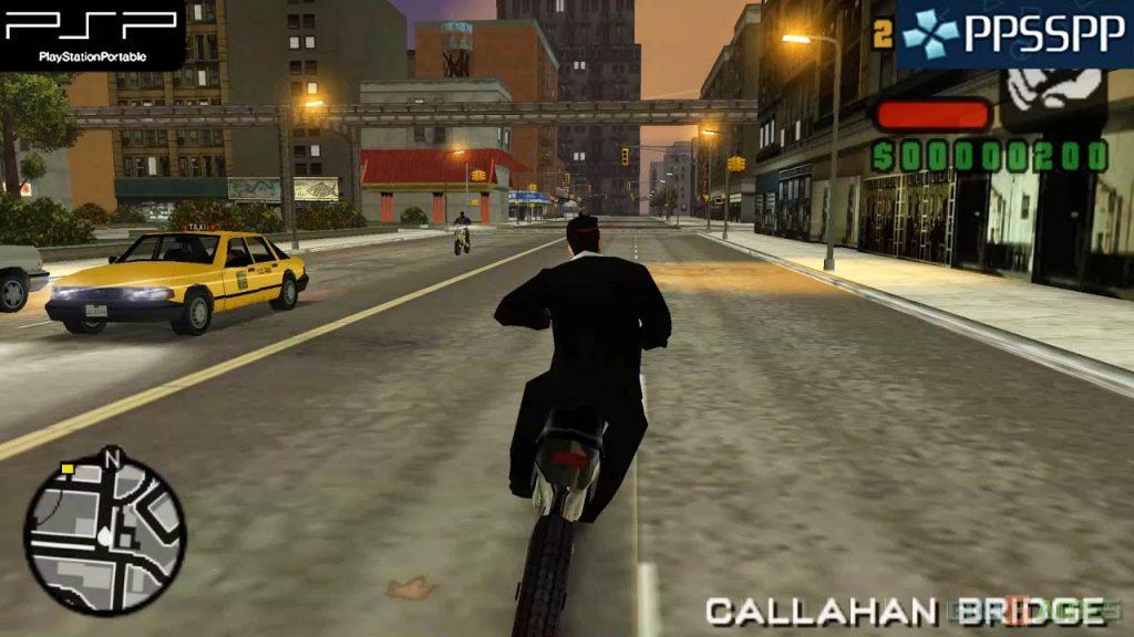 Jogo Grand Theft Auto Liberty City Stories