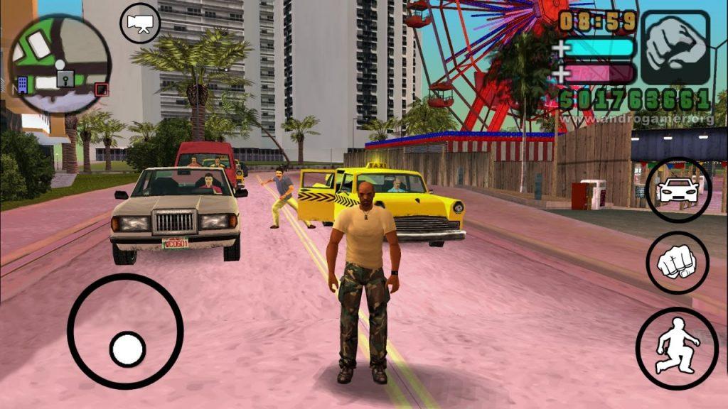 Jogo Grand Theft Auto Vice City Stories