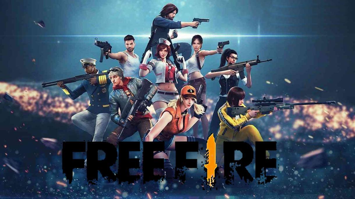 Jogo Free Fire viciante