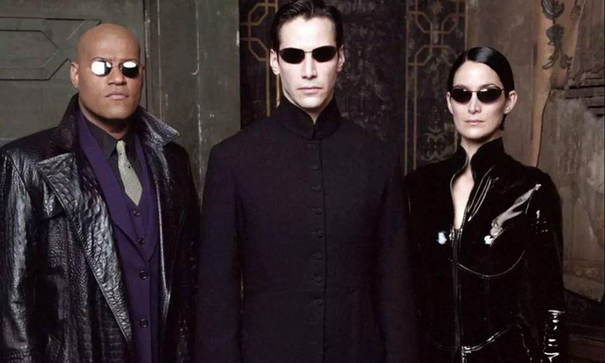 Filme de ficção Matrix (1999)