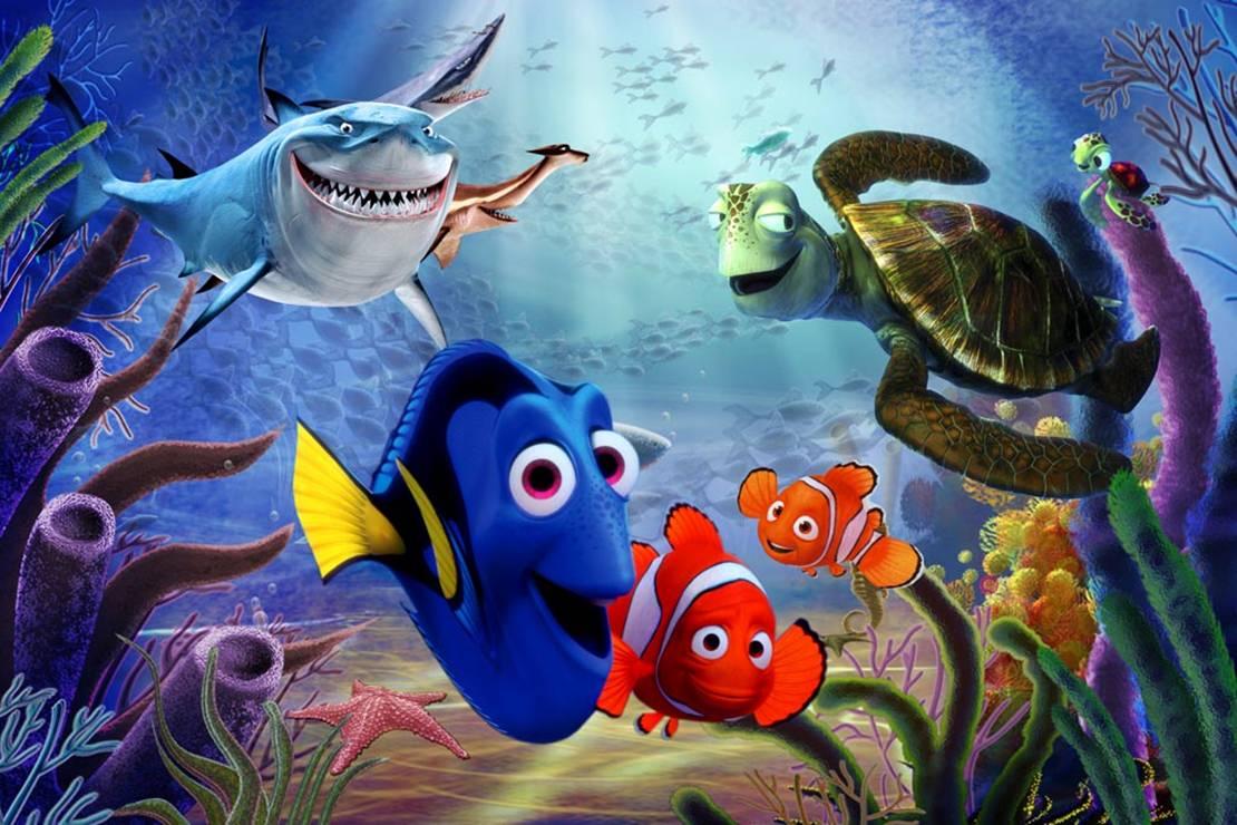 Animação Procurando Nemo (2003)