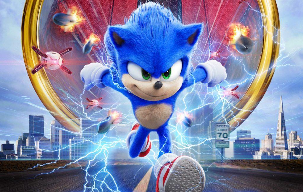 Filme Sonic: O Filme (2020)