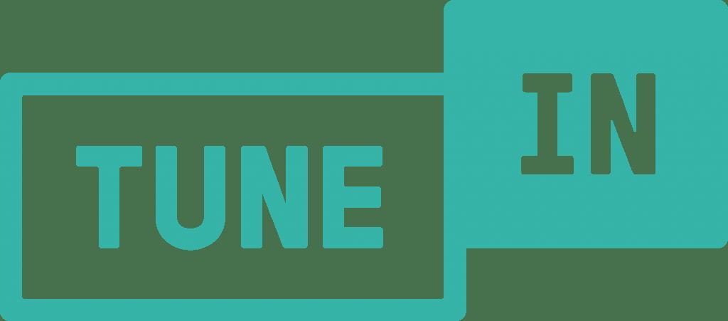 TuneIn - transmissão de música através de rádio