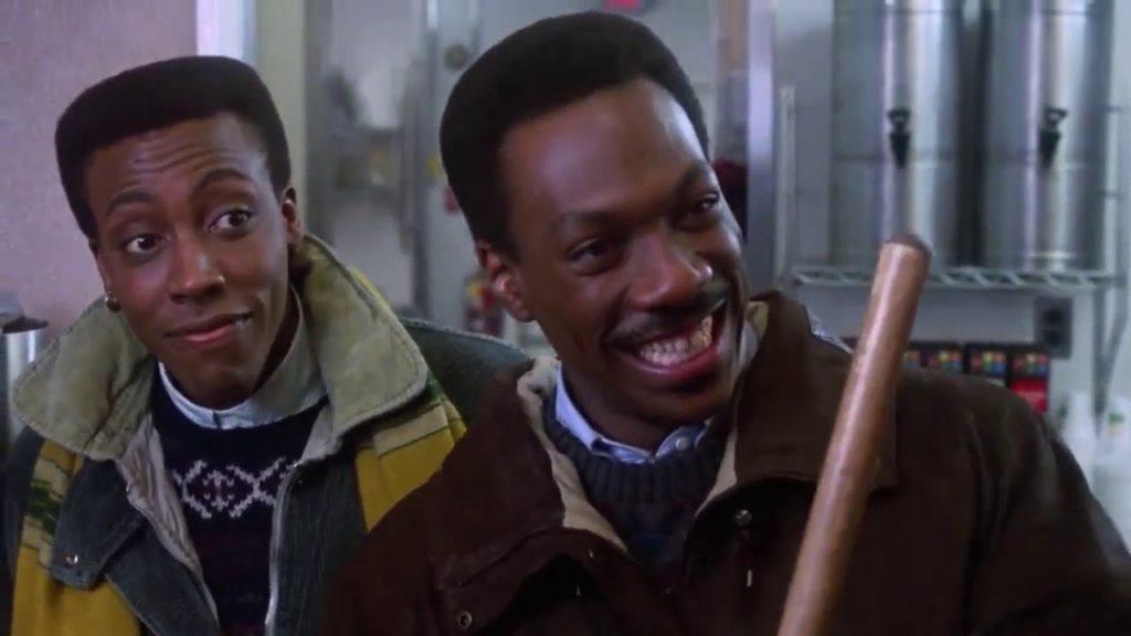 Filme Um Príncipe em New York (1988)