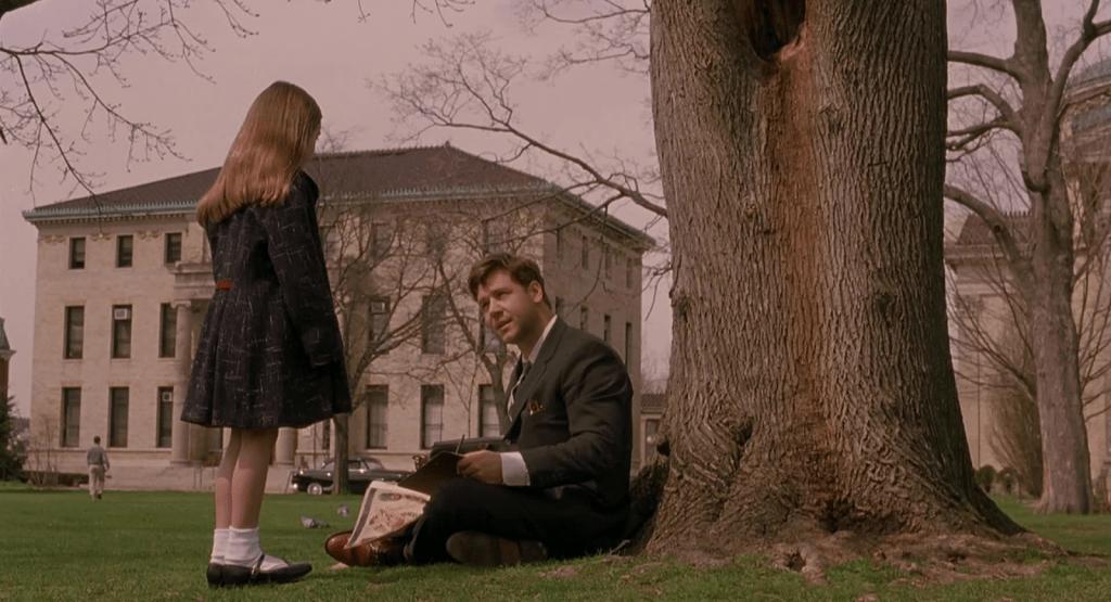 Filme Uma Mente Brilhante (2001)