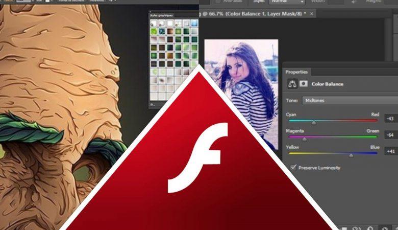 Programas da Adobe