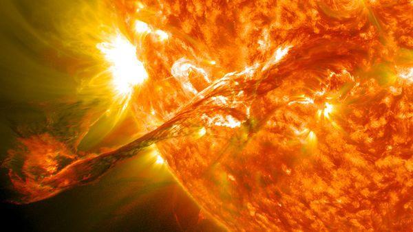Sol e sua reação