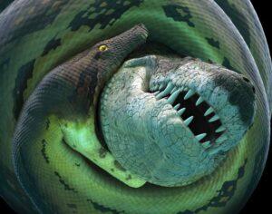 A Serpente Enorme que Amedrontou o Mundo 21