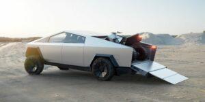 Tesla Cybertruck: Carro futurístico ou esquisito? 28