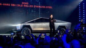 Tesla Cybertruck: Carro futurístico ou esquisito? 26