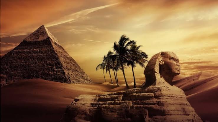 Um pouco sobre o Antigo Egito 5