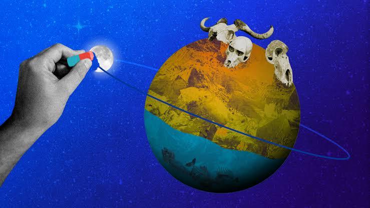 O que Aconteceria se a Lua Desaparecesse? 33