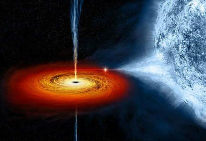 O que Aconteceria se Caíssemos em um Buraco Negro? 22