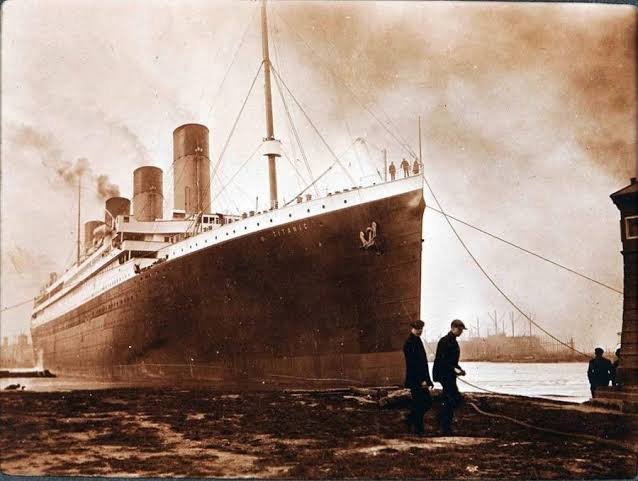 Titanic: A historia completa desse Fatídico Acidente 34