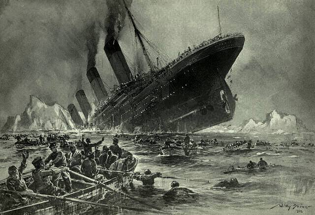 Titanic: A historia completa desse Fatídico Acidente 39