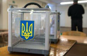 Eleição Local na Ucrânia 2020 16
