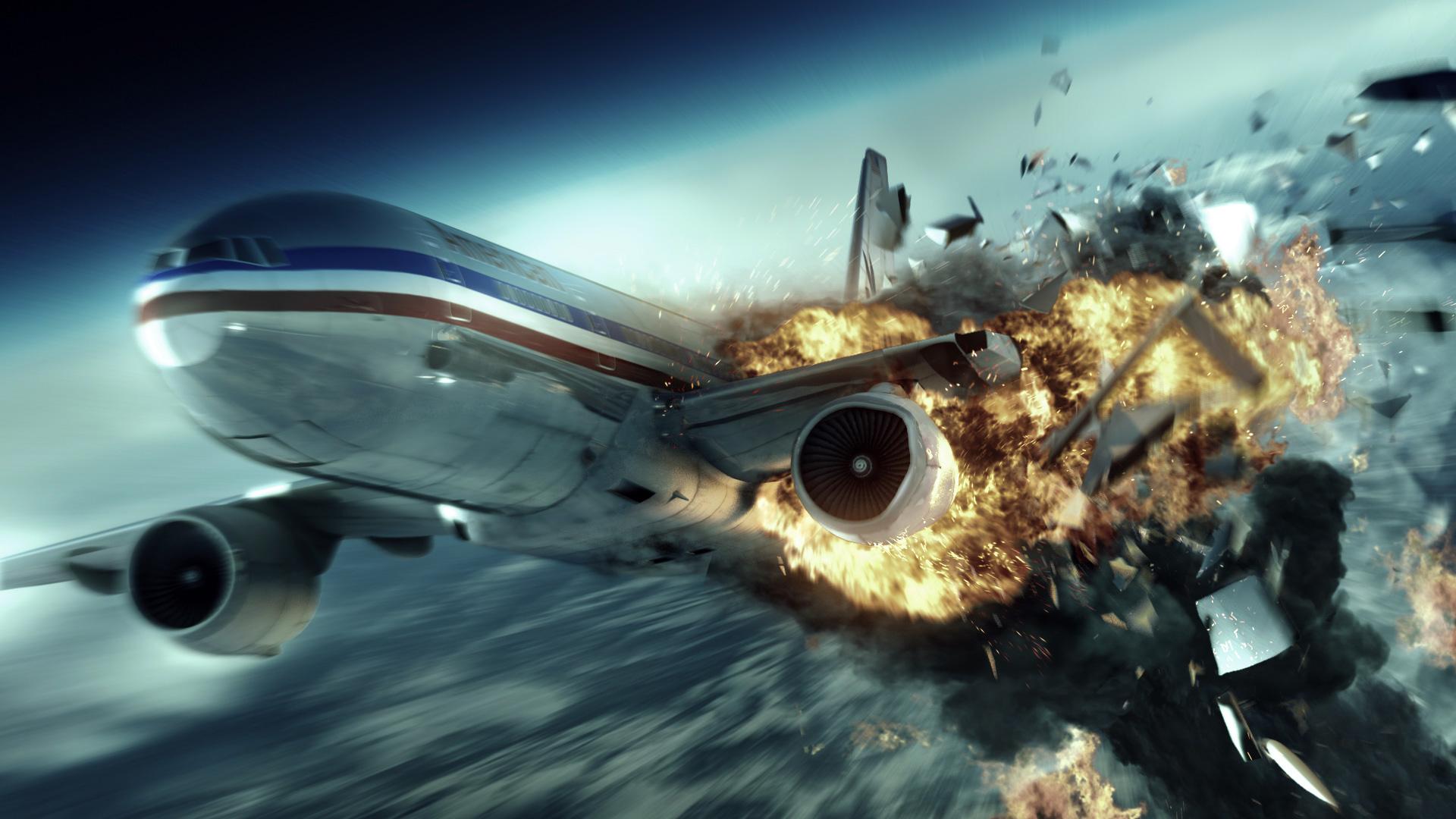 Avião: Como Alguém sobreviveu à uma Queda? 22