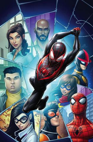 Miles Morales: História do Homem-Aranha 25