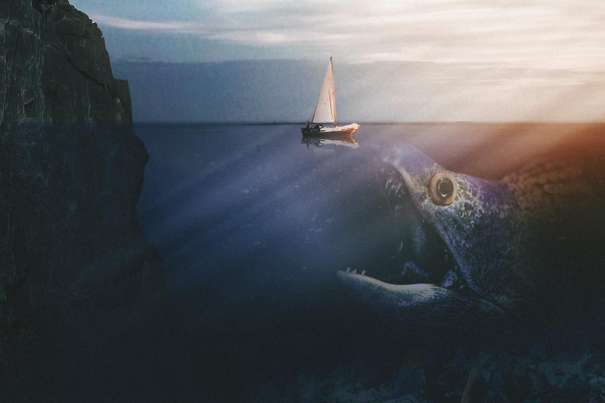 Oceano e seus maiores Mistérios 27