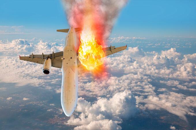 Avião: Como Alguém sobreviveu à uma Queda? 17