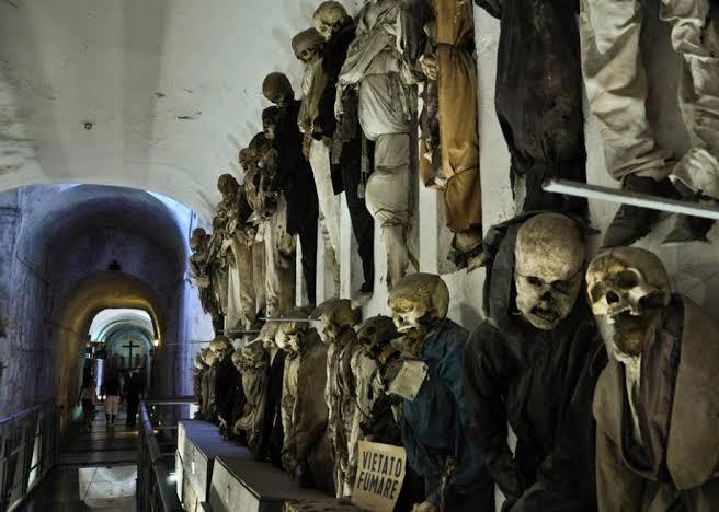 Viajar: 7 Lugares Aterrorizantes para Conhecer 17