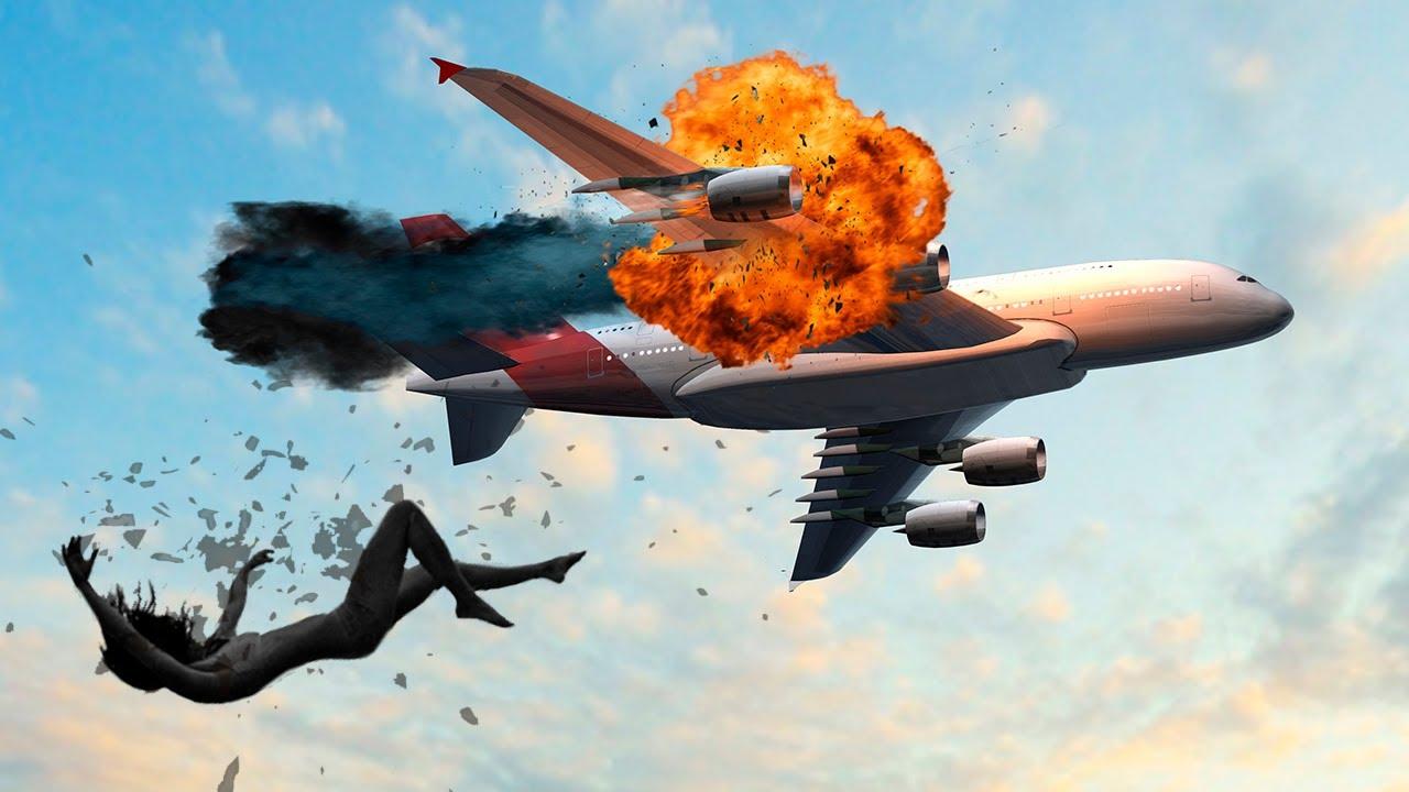 Avião: Como Alguém sobreviveu à uma Queda? 23