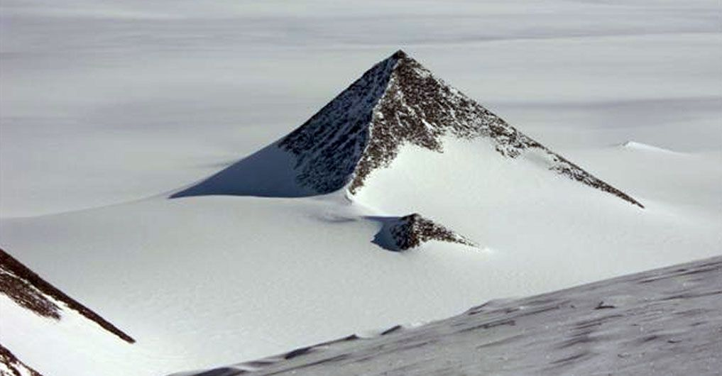 Antártida: 8 Mistérios encontrados sinistros 19