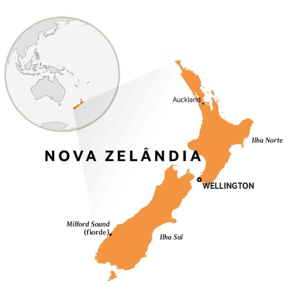 Nova Zelândia: Um pouco sobre 22