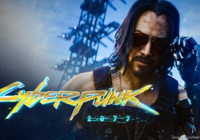 Keanu Reeves estrelando: 'Cyberpunk 2077' 2