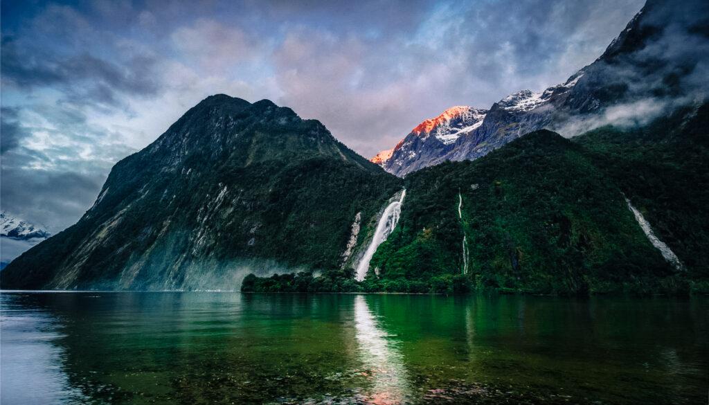 Inexplorados: 10 regiões magníficos no Mundo 30